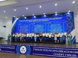 Customs officers won Scholarships of the