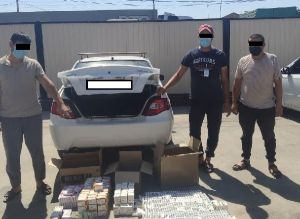 The illegal sale of medicines was prevented