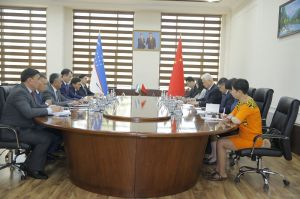 Uzbekistan-China: Relations are developing consistently in the customs sphere